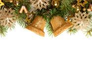 Trame de Noël Image libre de droits