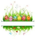 Trame de Pâques Photos stock