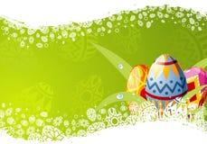 Trame de Pâques Photos libres de droits