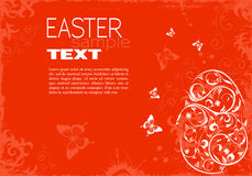 Trame de Pâques Images stock