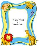 Trame de photo Image stock
