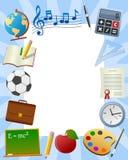 Trame de photo d'école [3] Images stock