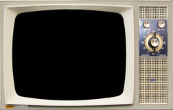 Trame de TV images stock