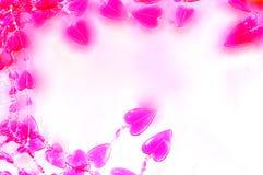 Trame de Valentine illustration libre de droits