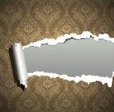 Trame de vecteur sur le fond de papier peint Photos stock