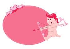Trame du jour de Valentine Image libre de droits