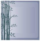 Trame en bambou illustration de vecteur