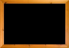 Trame en bois Image stock