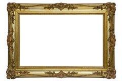 Trame en bois antique Photo libre de droits