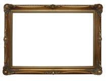Trame en bois antique Photographie stock