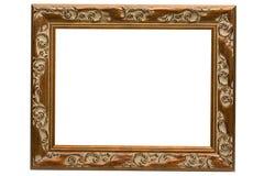 Trame en bois antique Photographie stock libre de droits