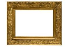 Trame en bois antique Photos stock