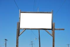 Trame en bois de signe photos libres de droits