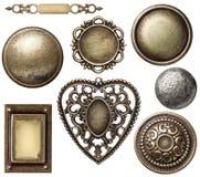 Trame en métal photos stock