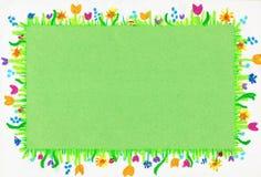 Trame florale. Photos libres de droits
