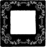 Trame florale de vecteur Photo stock