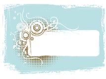 Trame grunge de vecteur illustration stock