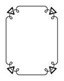 Trame simple illustration de vecteur