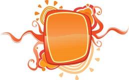 Trame solaire illustration de vecteur