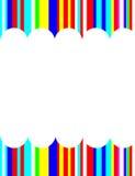 Trame verticale pour la photo Photo stock
