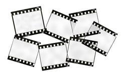 Trames de film Photo libre de droits