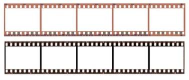 Trames de film Photo stock