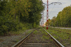 Tramline Stock Photography