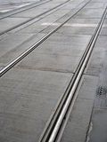 Tramlines Royalty Free Stock Images