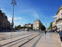 Bordeaux royalty free stock image