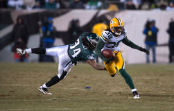 tramon williams eldra buckley Стоковое Фото