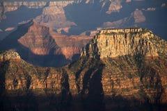 Tramonto 2 del grande canyon Fotografia Stock