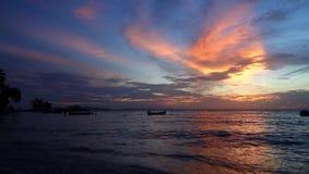 tramonto stock footage