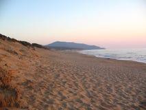 tramonto Obraz Royalty Free