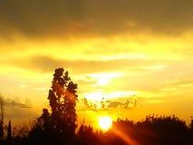 tramonto Royalty Free Stock Photos