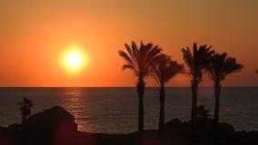 Tramonto em Sardegna Imagem de Stock Royalty Free