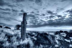 Tramonto hawaiano fotografie stock libere da diritti