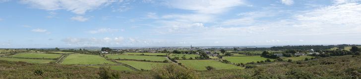 Tramore panorama Stock Images