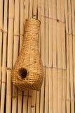 Trampa de la anguila Fotografía de archivo libre de regalías