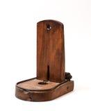Trampa de rata vieja Fotografía de archivo