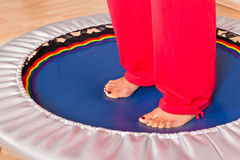 Trampolin Stock Photography
