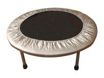 trampoline тренировки стоковые фотографии rf