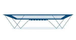 trampoline Obraz Stock
