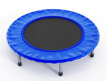 Trampoline Stock Image