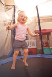 Trampoline Royalty Free Stock Photo