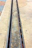 Tramsway Arkivbild