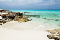 Tramuntana beach. Stock Image