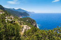 Tramuntana Mountain Range, Majorca Stock Photo