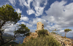 Tramuntana Unesco world heritage area Stock Photos