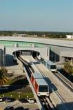 tramwaj łącznik terminal Obraz Royalty Free