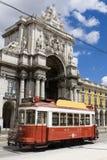 tramwaj Zdjęcie Stock